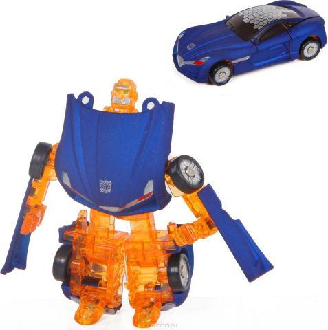 Yako Робот-трансформер цвет синий желтый Y3686096-2