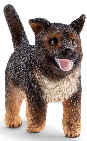 Schleich Фигурка Немецкая овчарка щенок