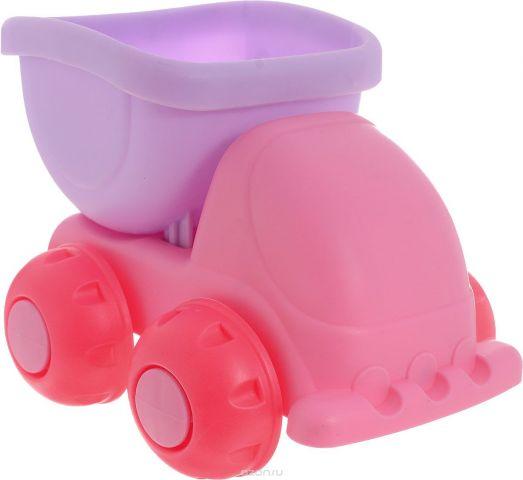 Baby Trend Игрушка для песочницы Машинка цвет розовый сиреневый