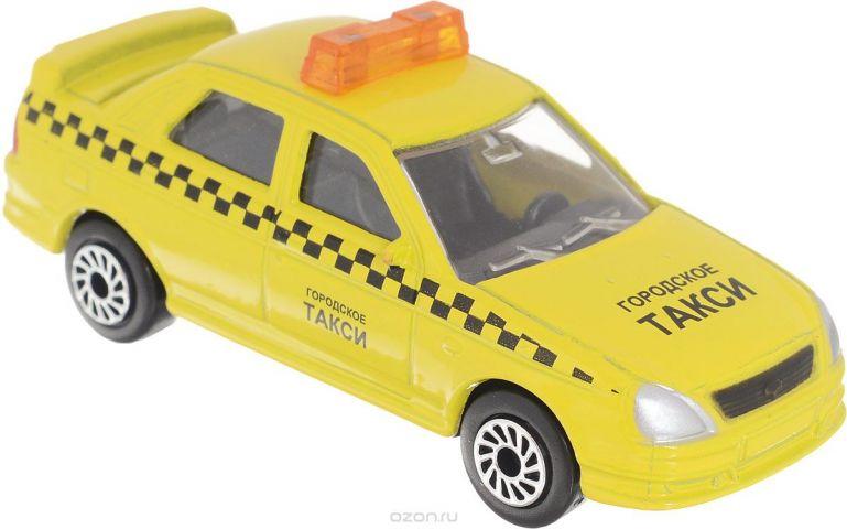 ТехноПарк Автомобиль Lada Priora Такси
