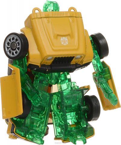 Yako Робот-трансформер цвет желтый зеленый