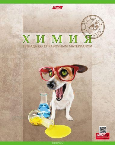 Hatber Тетрадь PRO Собак Химия 48 листов в клетку