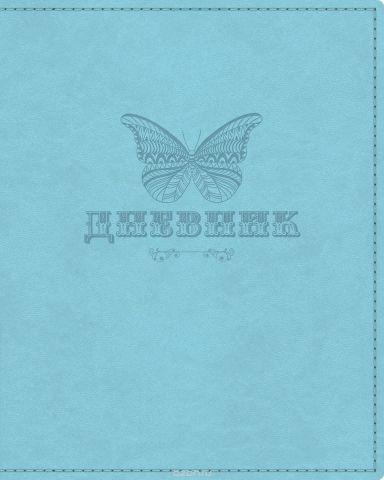 Hatber Дневник школьный Vivella Бабочка 48ДL5тВ_16358