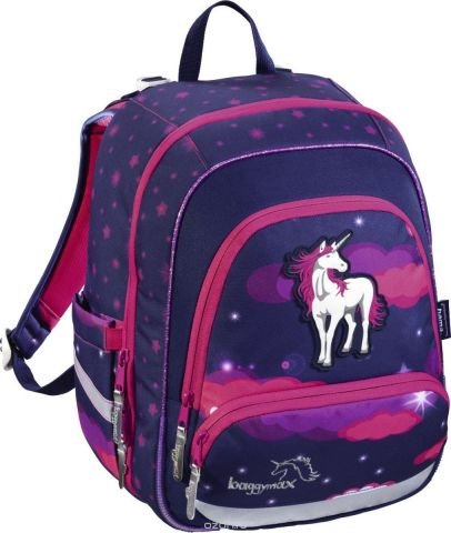 Hama Ранец школьный BaggyMax Unicorn Dream