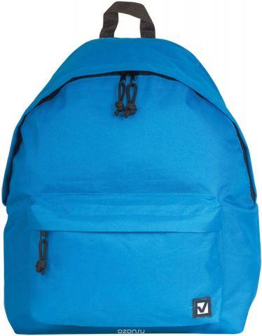 Brauberg Рюкзак Сити-формат цвет голубой