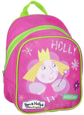 Ben&Holly Рюкзак дошкольный цвет розовый