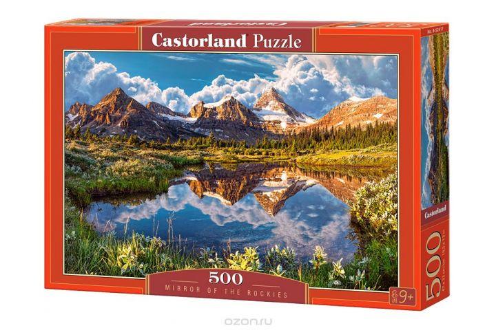 Castorland Пазл Скалистые горы