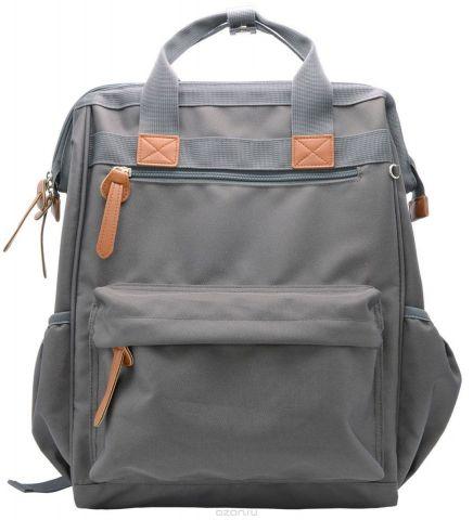 Action! Рюкзак цвет серый AB11111