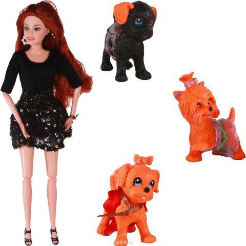 Yako Кукла Жанетт и забавные друзья M6583-1