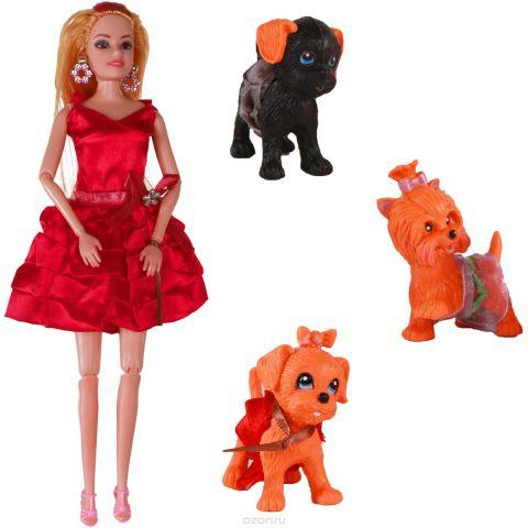 Yako Кукла Жанетт и забавные друзья M6583-5
