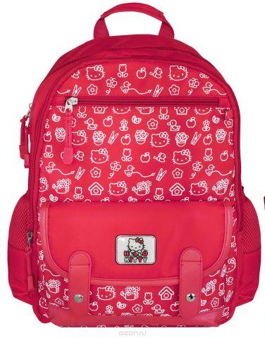 Action! Рюкзак Hello Kitty цвет красный