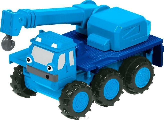 Bob the Builder Машинка инерционная цвет синий