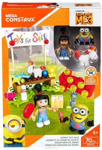 Mega Construx Boys Конструктор Гадкий Я Agnes' Toy Sale