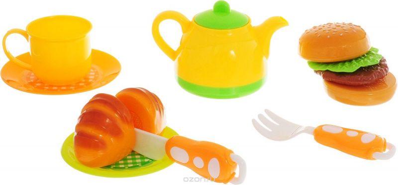 ABtoys Игрушечный набор Моя кухня 8 предметов