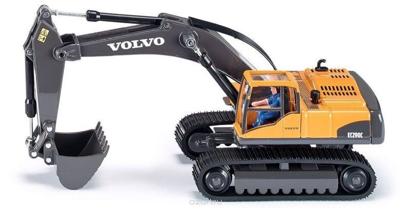 Siku Экскаватор гидравлический Volvo EC 290