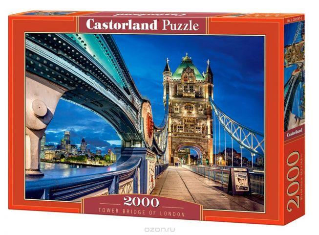 Castorland Пазл Тауэрский мост