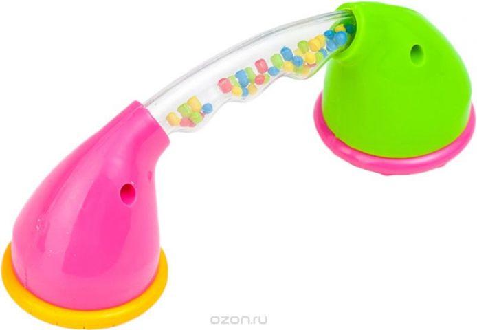 Canpol Babies Погремушка Телефон цвет розовый