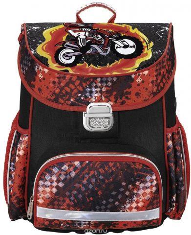 Hama Ранец школьный Motorbike 139073
