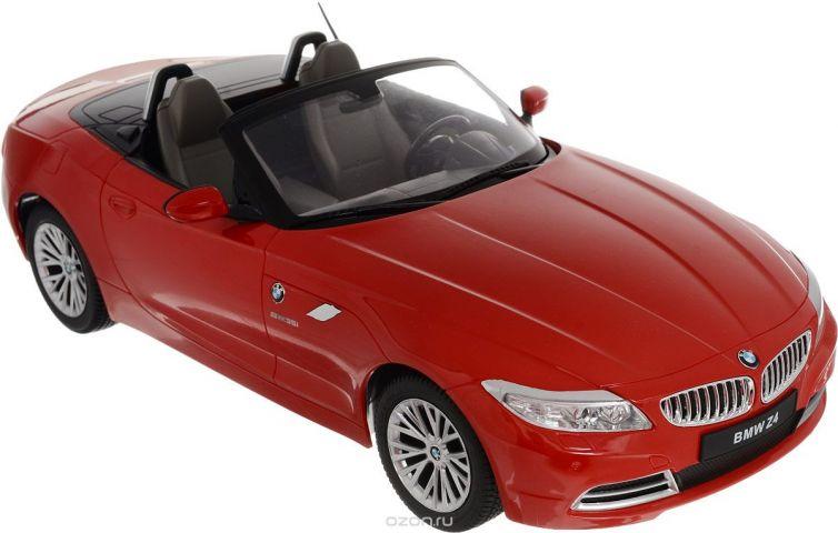 Rastar Радиоуправляемая модель BMW Z4 цвет красный 40300