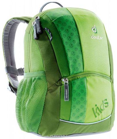 Deuter Рюкзак Kids цвет зеленый