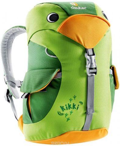 Deuter Рюкзак Kikki цвет зеленый