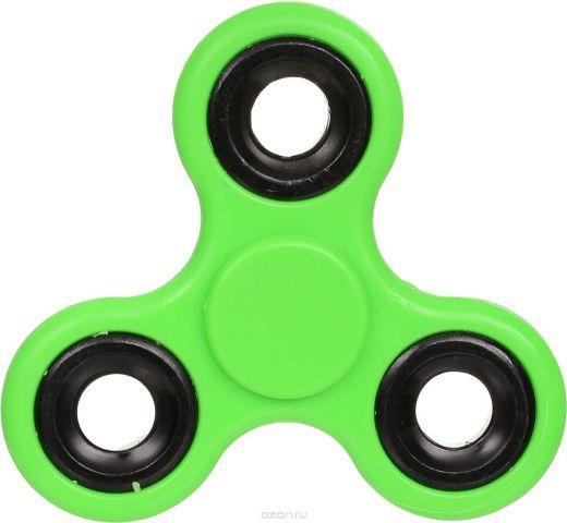 PlayLab Спиннер цвет зеленый