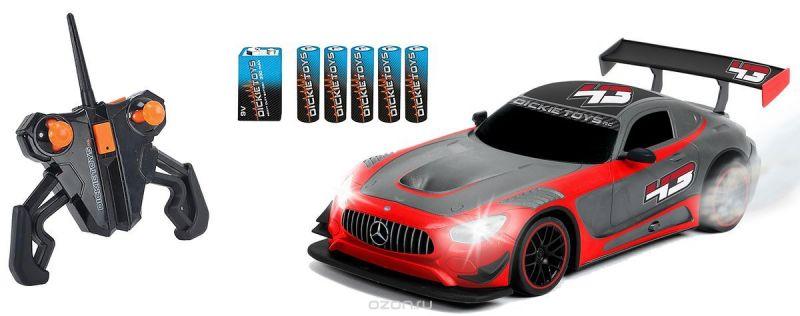 Dickie Toys Радиоуправляемая модель Mercedes-AMG GT3