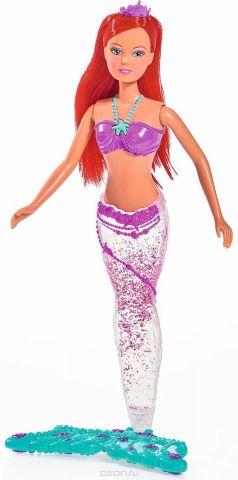 Simba Кукла Штеффи-русалка с магическим хвостом