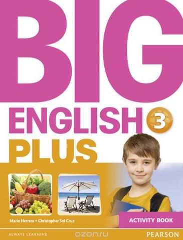 Big English Plus 3: Activity Book