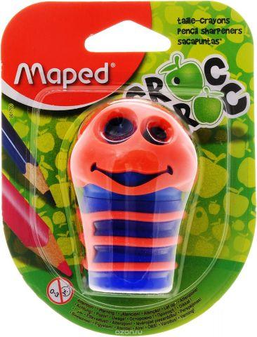 Maped Точилка Сroc Croc цвет оранжевый синий