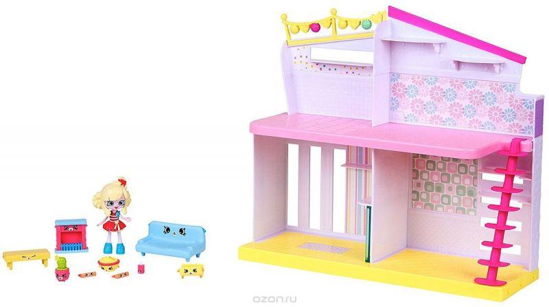 Shopkins Игровой набор с куклой Уютный дом