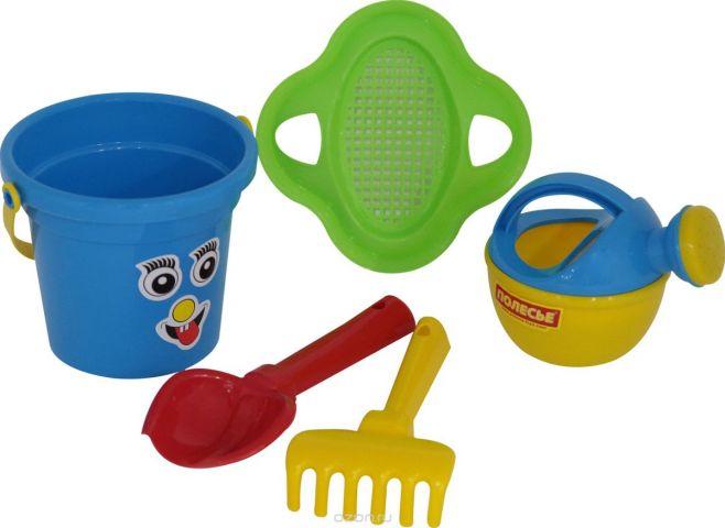 Полесье Набор игрушек для песочницы №240