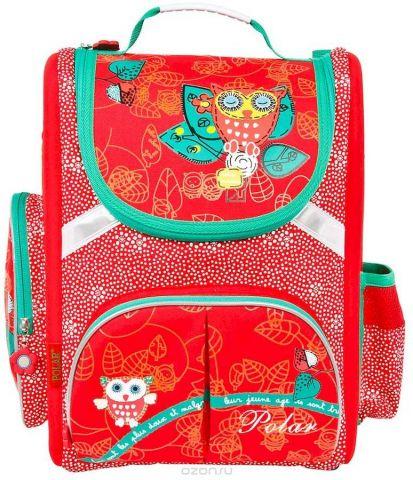 Polar Ранец школьный цвет красный