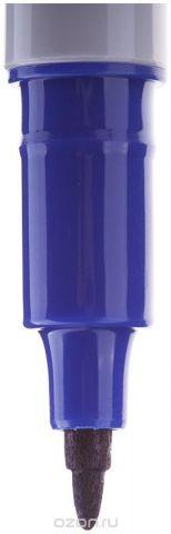 Crown Маркер перманентный P-505-F синий