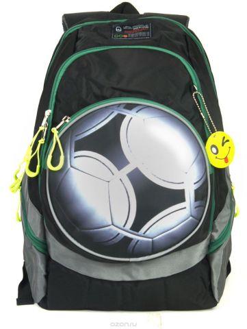 Рюкзак детский UFO people цвет черный 7704