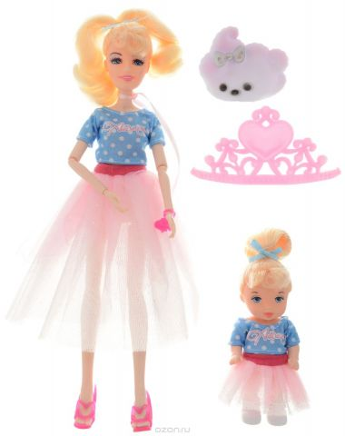 Belly Игровой набор с куклой День рождения принцессы