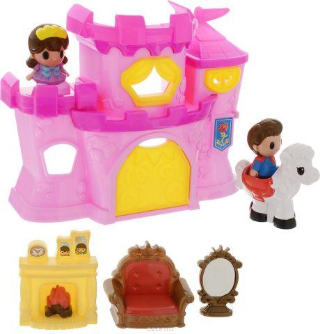 Keenway Игровой набор Дворец маленькой принцессы