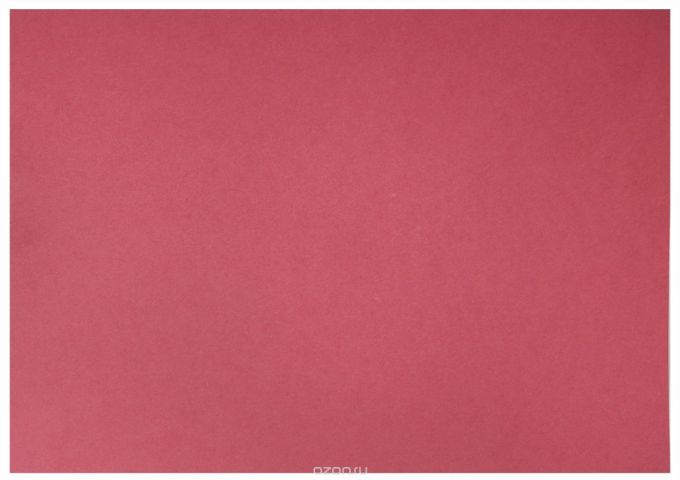 Палаццо Картон цветной 50 листов цвет розовый красный
