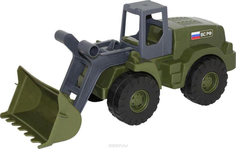 Полесье Военный трактор-погрузчик Агат