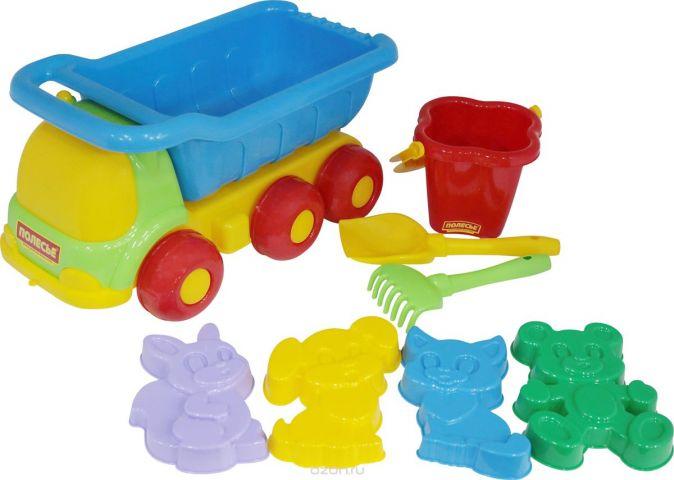 Полесье Набор игрушек для песочницы №129 Универсал