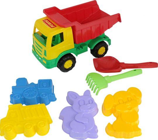 Полесье Набор игрушек для песочницы №184 Мираж