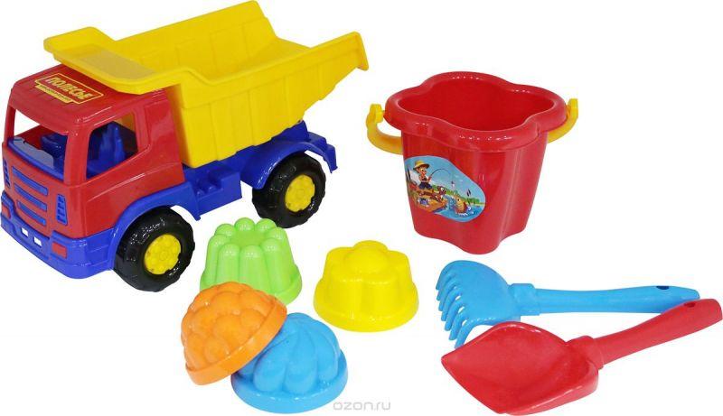 Полесье Набор игрушек для песочницы №185 Мираж