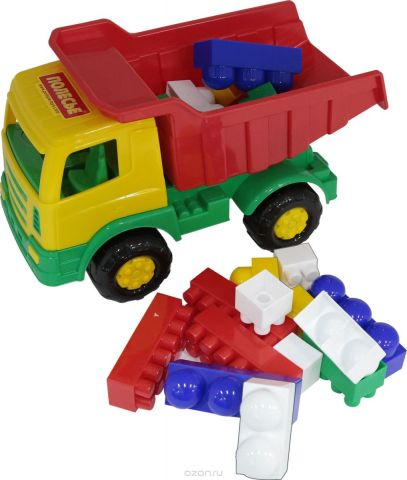 Полесье Набор игрушек для песочницы №186 Мираж