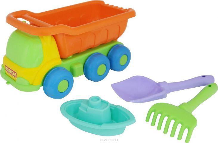 Полесье Набор игрушек для песочницы №267 Кеша