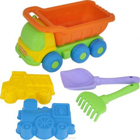 Полесье Набор игрушек для песочницы №269 Кеша