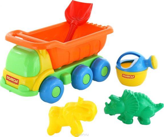 Полесье Набор игрушек для песочницы №366 Универсал
