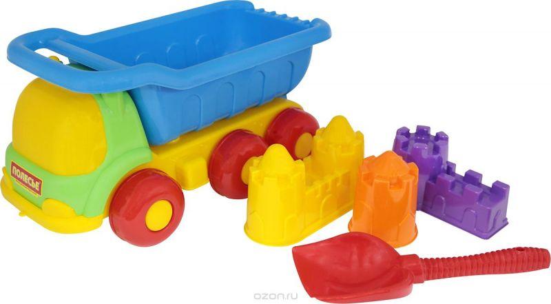 Полесье Набор игрушек для песочницы №367 Универсал