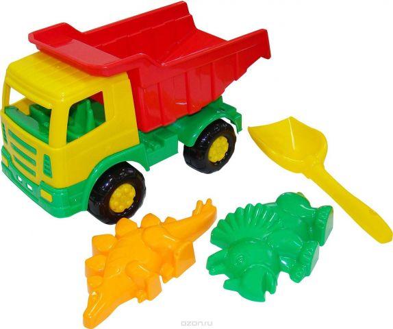 Полесье Набор игрушек для песочницы №368 Мираж