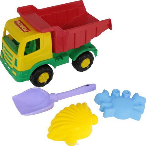 Полесье Набор игрушек для песочницы №369 Мираж