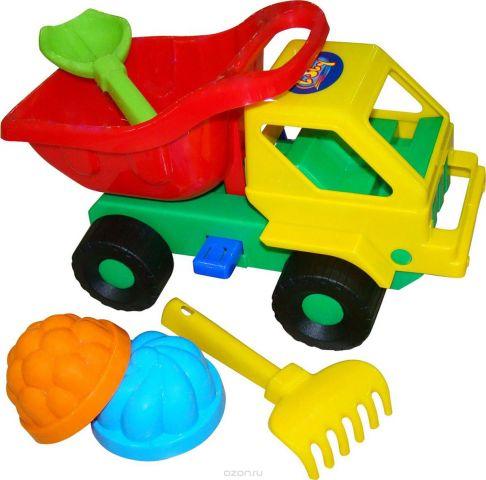 Полесье Набор игрушек для песочницы №48 Кузя-2